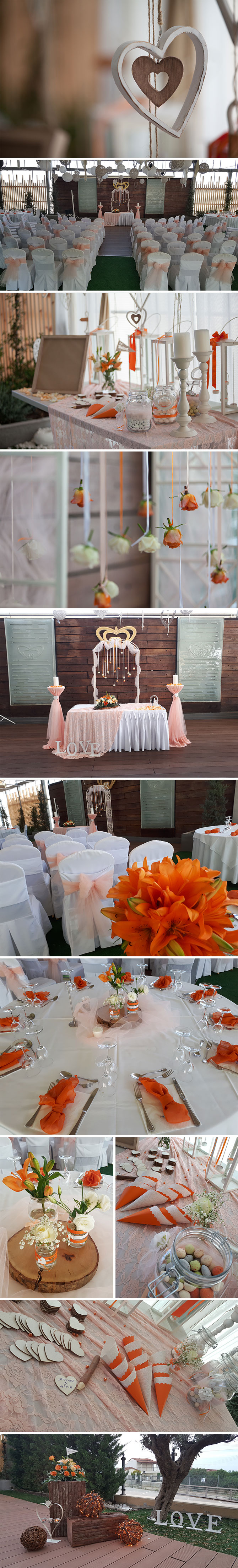 Aggelos&Maria-Decoration